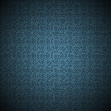 Blue Grunge Background Illustration