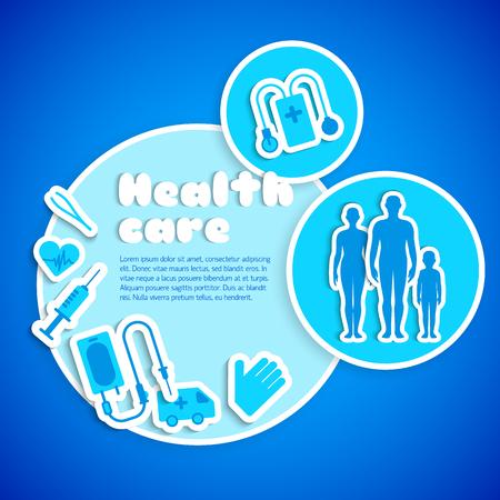 Medical concept illustration