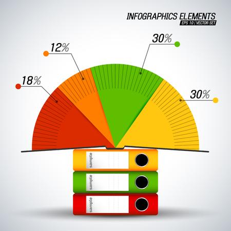 Diagram Infographics Elements