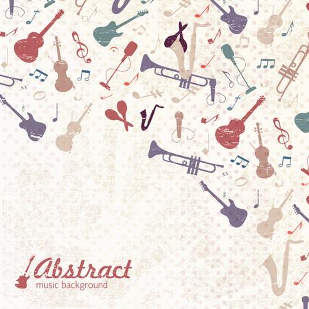 왼쪽 코너 음악 배경
