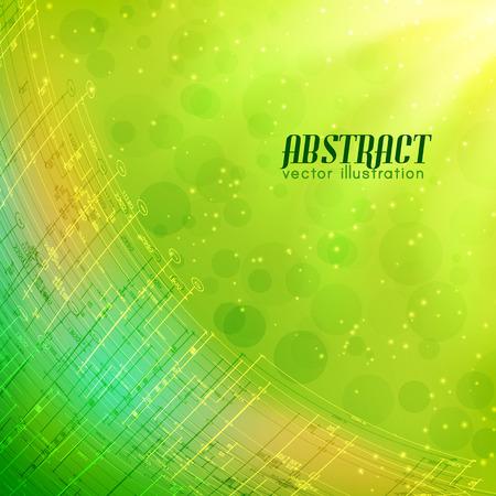 technologic: Shiny Technologic Abstract Background Illustration