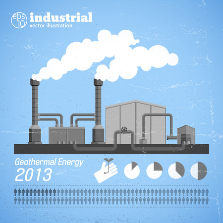 Industrial Plant Template