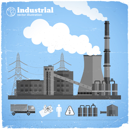 Chemical Factory Template