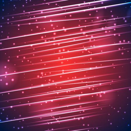 Bright Sparkling Abstract Background Ilustração