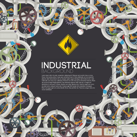 Industrial Mechanical Template