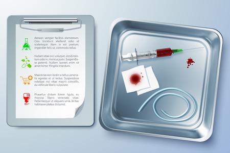 Medical Instrument Background