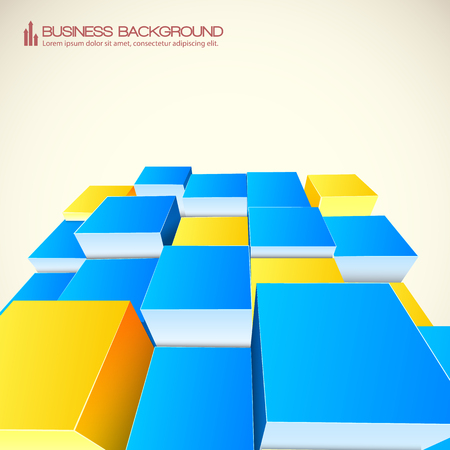 Geometrical 3d Abstract Background Imagens - 85327975