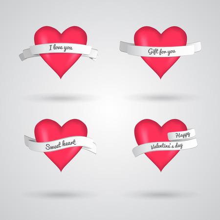 Love Cards Ilustrace
