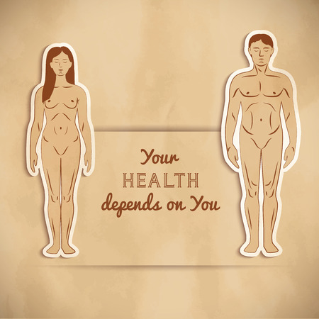 Human Medical Concept Illustration