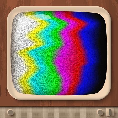 Retro Tv Test Error