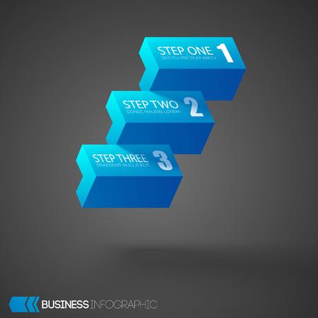 Business Infographic Concept Çizim
