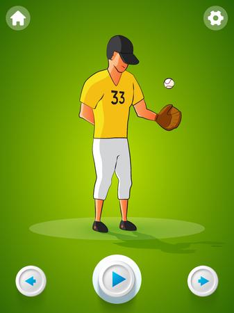 Baseball Character Concept