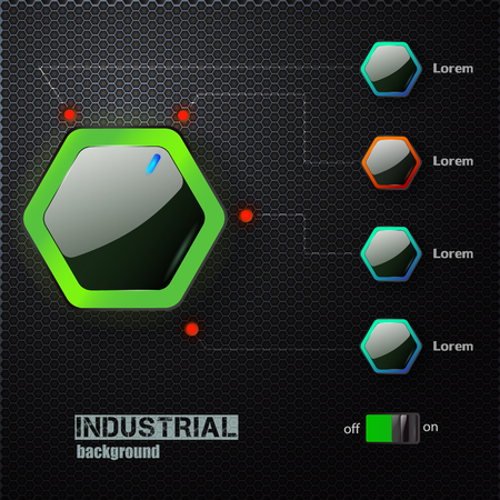 Business Abstract Web Background