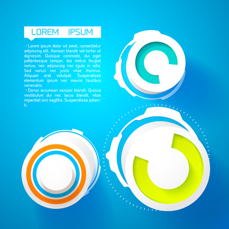 Abstract Innovative Template