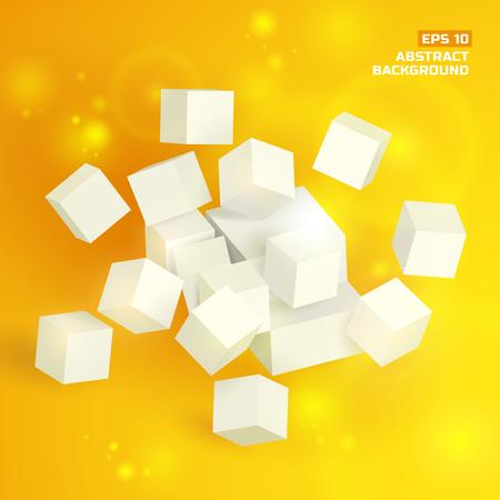 Geometrische architektonische Vorlage Standard-Bild - 86176650