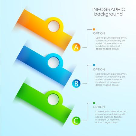 Web Infographic Design Concept