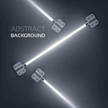 抽象的なデザインコンセプトベクターイラスト。