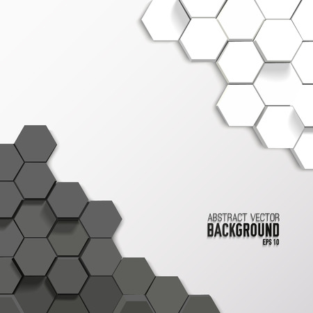 Geometric Abstract Mosaic Background