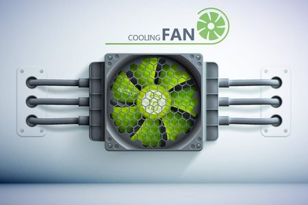 Computer Cooling System Template