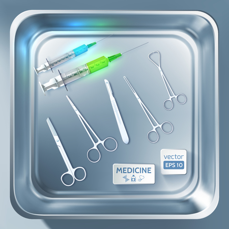 Surgery Equipment Concept