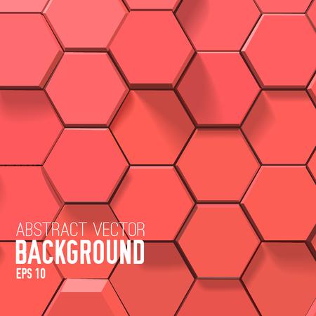Geometric abstract digital template.