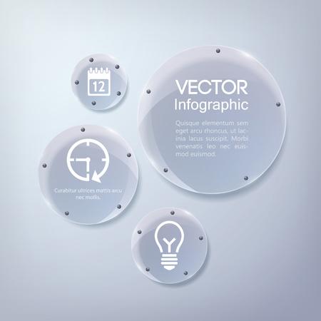 Infographic Business Web Design Illustration