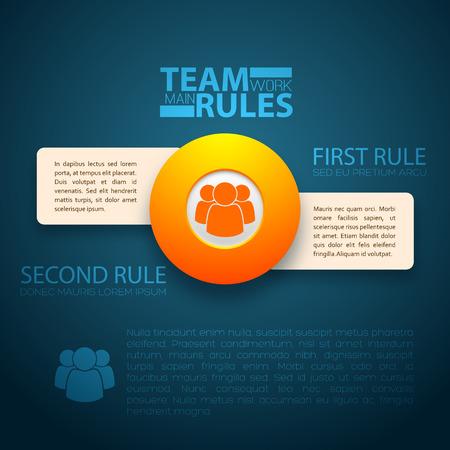 Infographic Business Concept Çizim