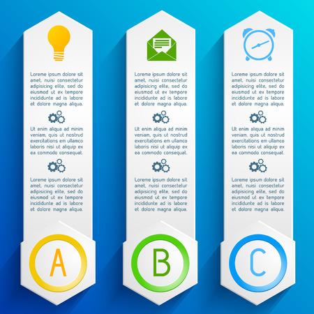 Web Design Banners Set