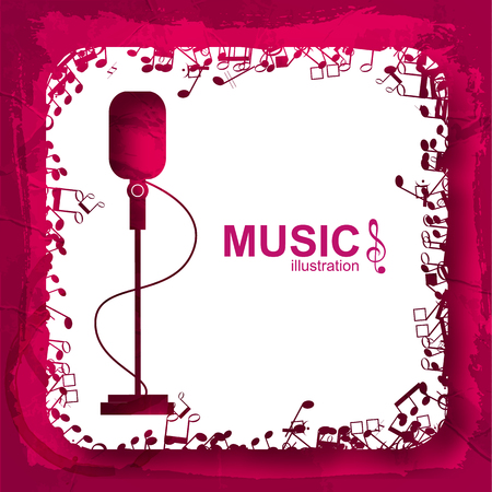 Music Design Template.