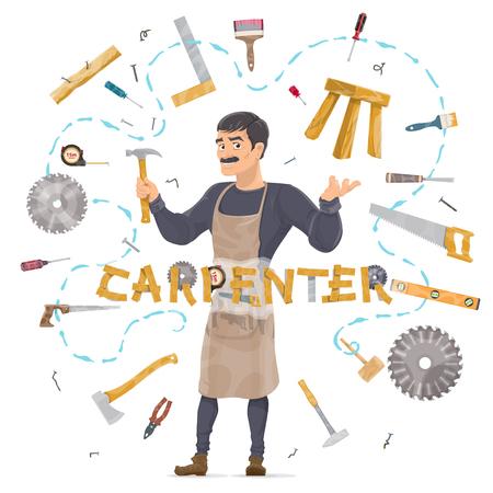 Carpentry Round Concept