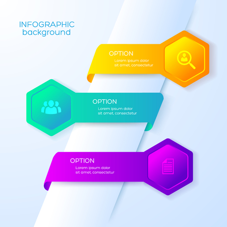 Business Options Infographics