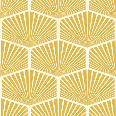 抽象的なビンテージ ミニマルなシームレス パターン
