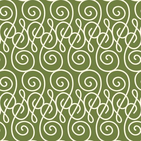 Vintage Seamless Pattern Imagens