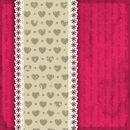 Piece Of Narrow Fabrics Composition