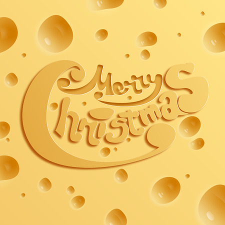 Festive Holiday Cheese Concept