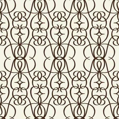 Decorative Lattice In Victorian Style