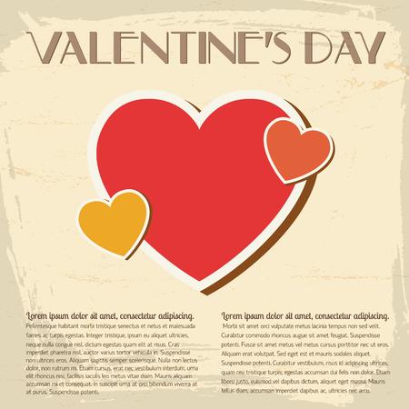 Amorous Retro Poster