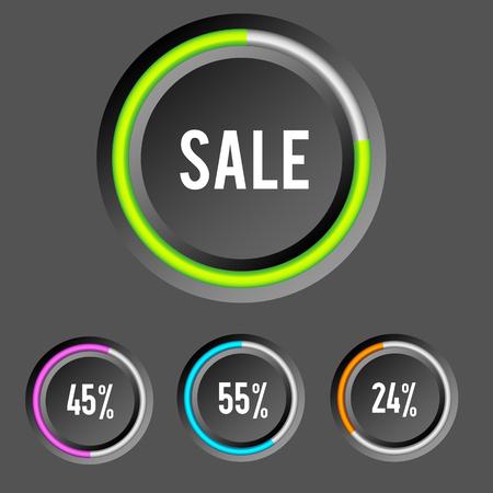 Business Sale Web Elements