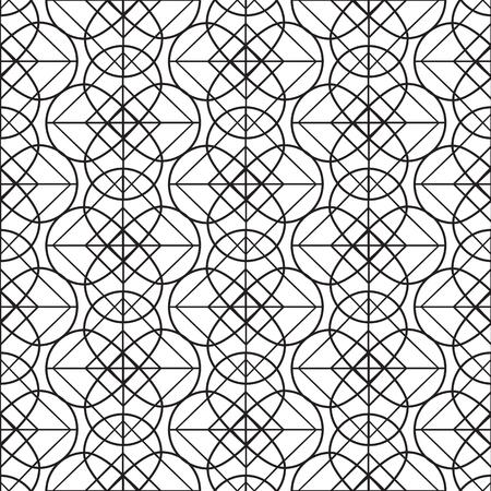 Abstract Minimalistic Seamless Pattern  イラスト・ベクター素材