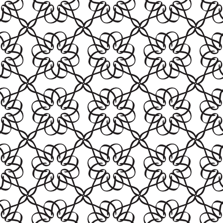 Abstract Elegant Seamless Pattern