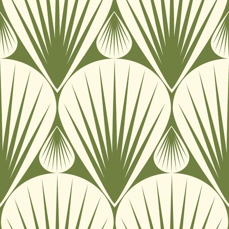 Vintage Seamless Pattern Ilustracja