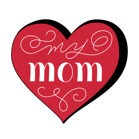 Festive Mothers Day Greeting Concept
