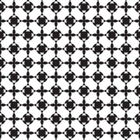 Abstract Minimalistic Graphic Design Seamless Pattern Illusztráció