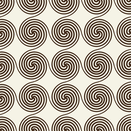 Monochrome Stylish Abstract Seamless Repetition Pattern