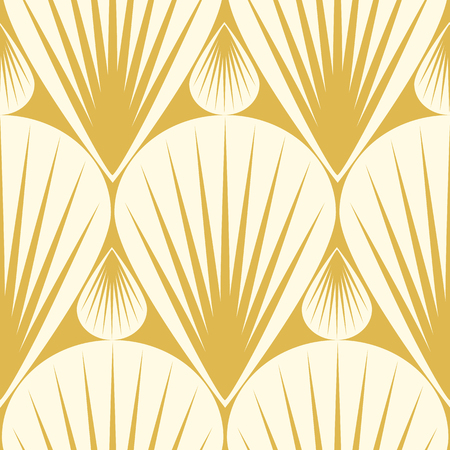 Bright monochrome seamless pattern with light repeating structure in vintage minimalistic style vector illustration