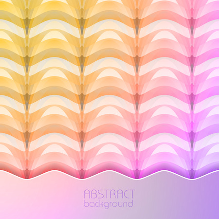 Abstract Colorful Background Ilustrace