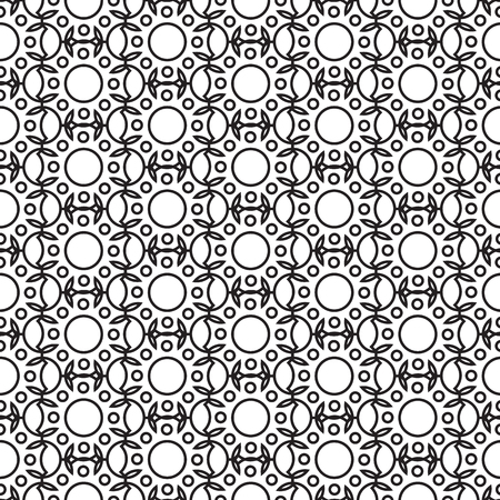 Abstract minimalistic pattern