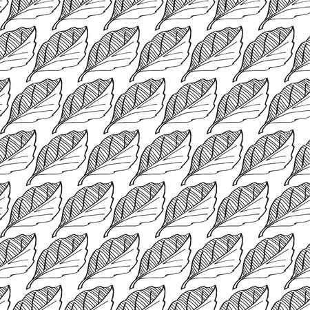 Abstract natural seamless pattern illustration.