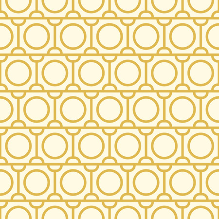 Vintage Seamless Pattern Illustration