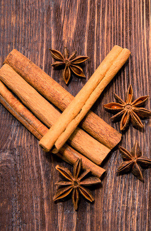 anisetree: Cinnamone and anisetree
